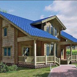 Секреты отделки фасадов деревянных домов